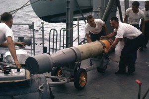Torpedo Shot GTMO